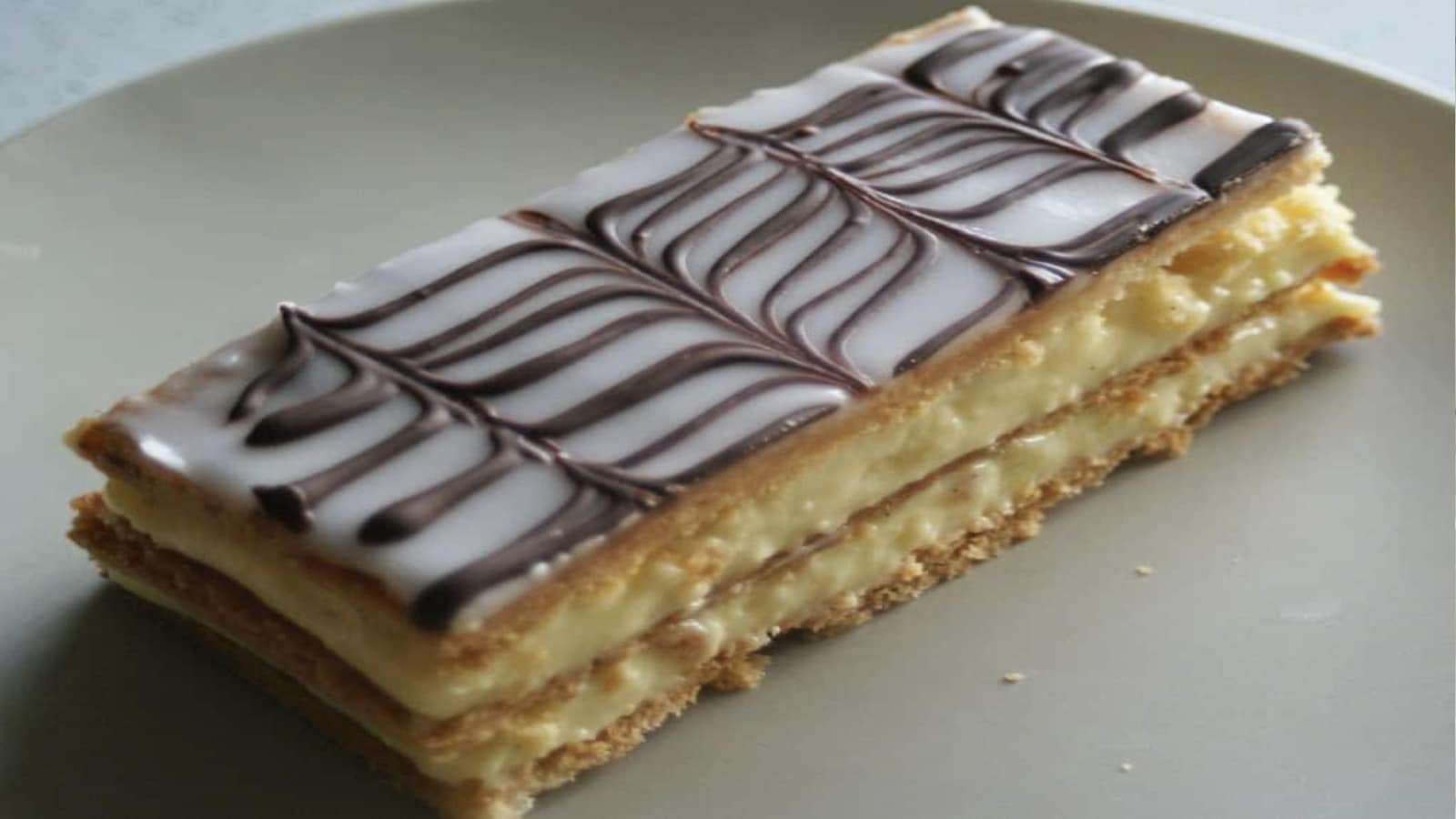 Recette mille feuille maison inratable