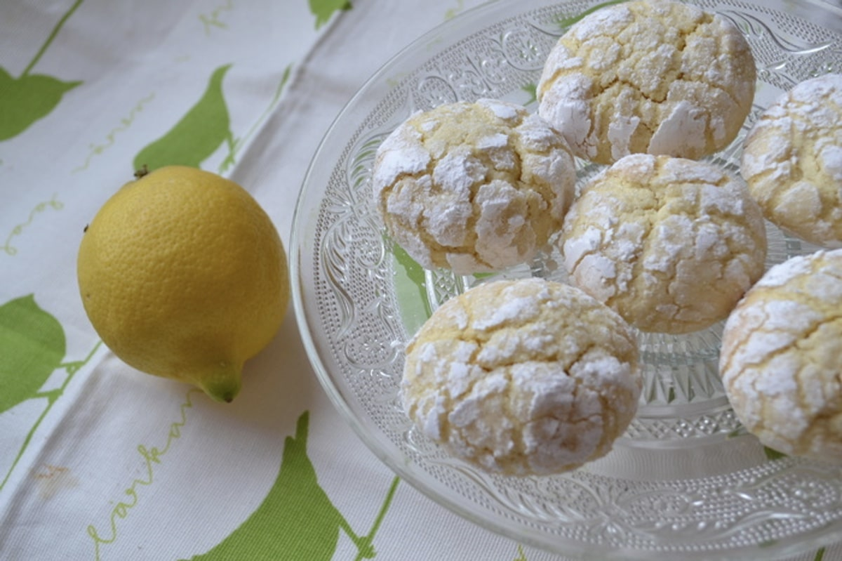 biscuits au citron inratable
