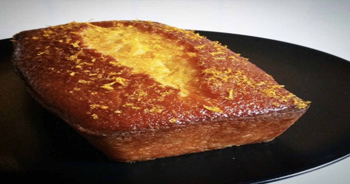 Gâteau a l'orange de ma grand mère