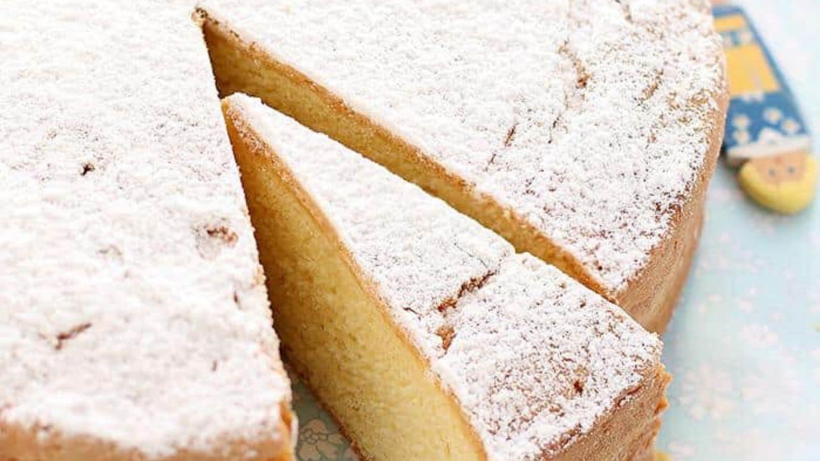 Gâteau du Paradis