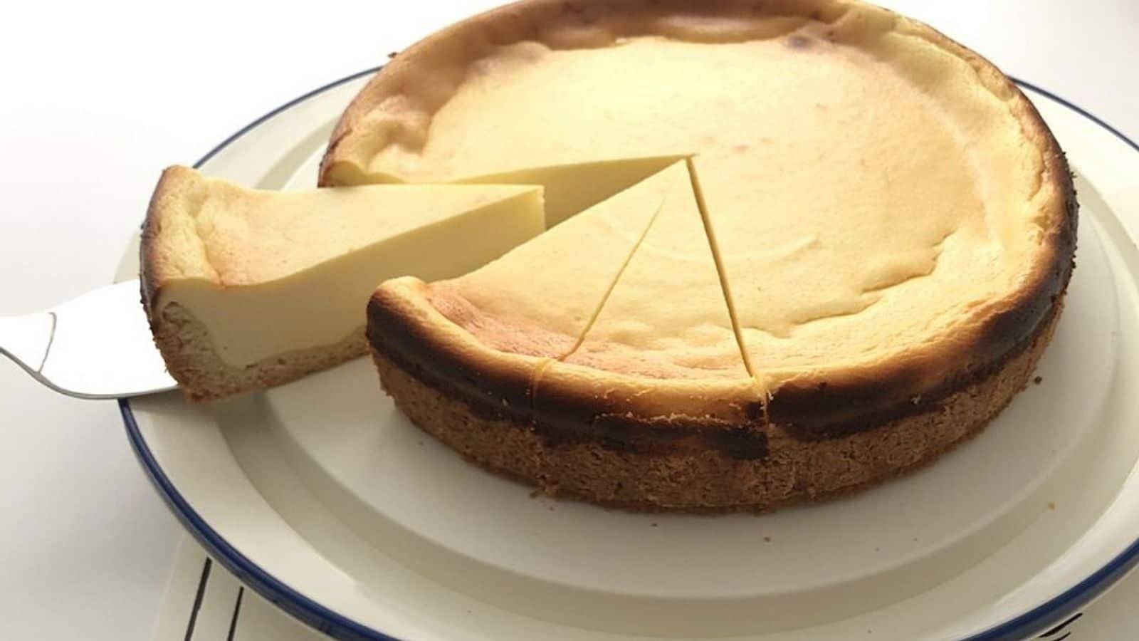 Meilleur gâteau au fromage du monde