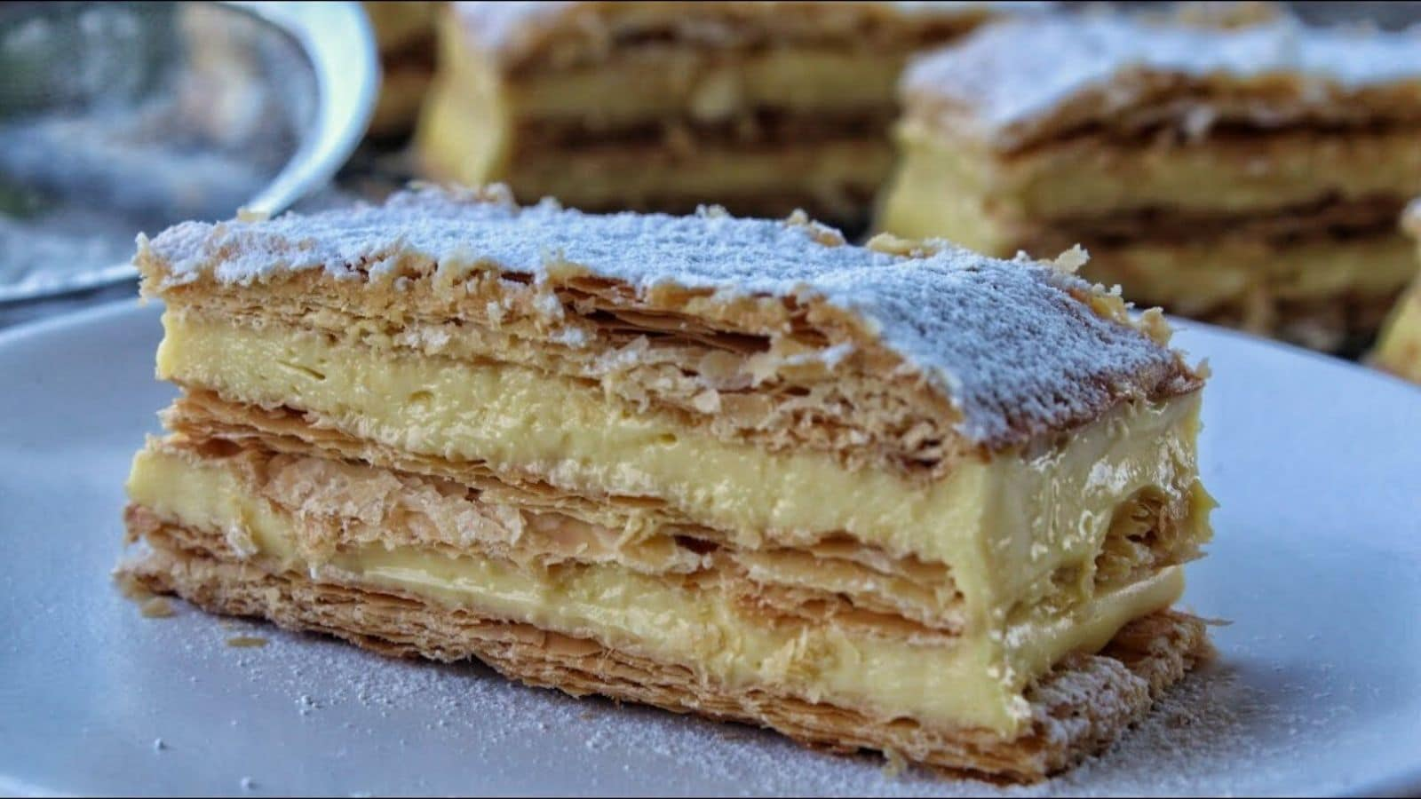 Mille feuille inratable