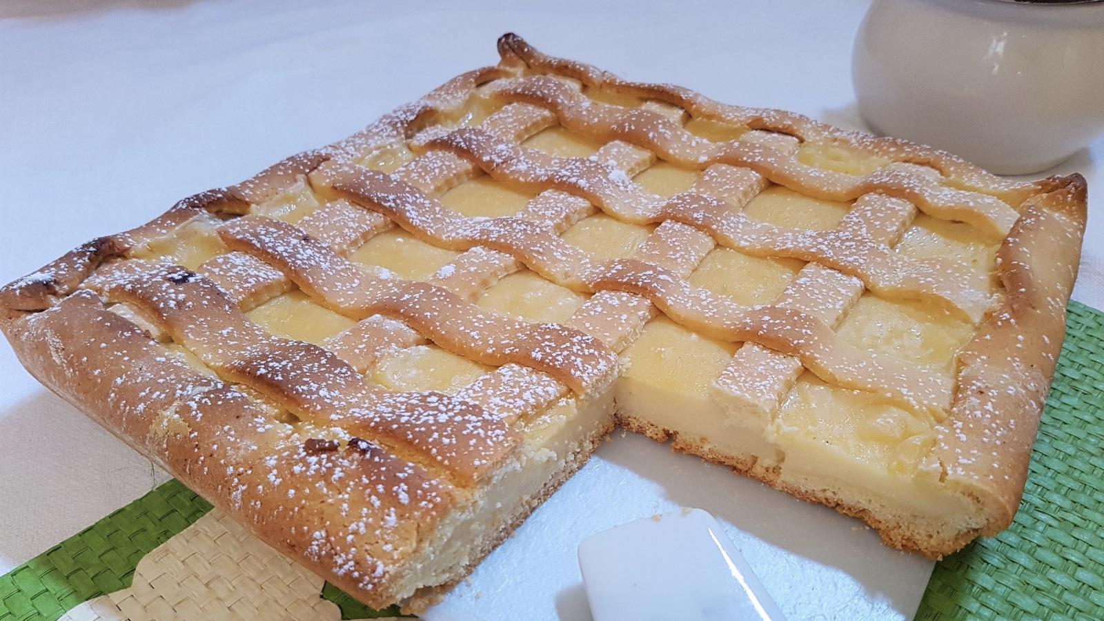 Tarte citron crème pâtissière Cyril Lignac