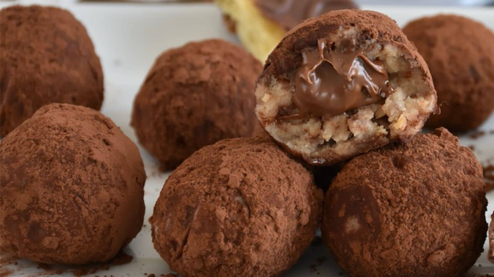 Truffes froides